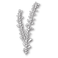 Memory Box Die Windswept Stems 99663