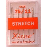 Klasse Stretch Needles Size 75/11