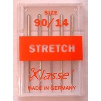 Klasse Stretch Needles Size 90/14