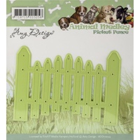 Amy Design Animal Medley Picket Fence