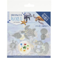 Amy Design Dies Underwater World Ocean Animals ADD10212
