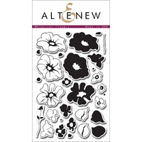 Altenew Whimsical Flowers Stamp Set ALT1011
