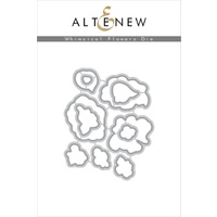 Altenew Whimsical Flowers Die Set