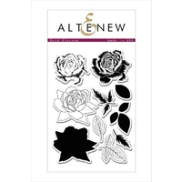 Altenew Bold Blossom Stamp Set