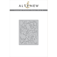 Altenew Layered Floral Cover Die B ALT1592