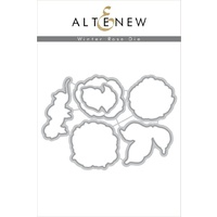 Altenew Winter Rose Die Set