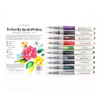Altenew Watercolor Brush Markers Spring Garden Set