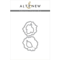 Altenew Fabulous Floral Die Set