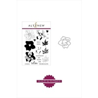 Altenew Build-A-Flower Larkspur Die and Stamp Bundle