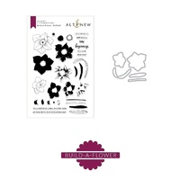 Altenew Build-A-Flower Daffodil Die and Stamp Bundle