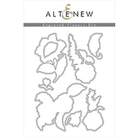 Altenew Engraved Flowers Die Set
