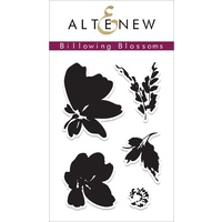 Altenew Billowing Blossoms Stamp Set