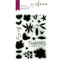 Altenew Bold Bunch Stamp Set