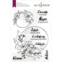 Altenew Everlasting Happiness Stamp Set