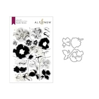 Altenew Peaceful Reverie Die and Stamp Bundle