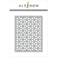 Altenew Layered Snowflake Stars Cover Die A ALT3500