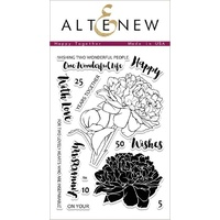 Altenew Happy Together Stamp Set