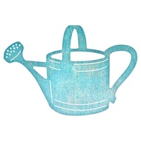 Cheery Lynn Designs B420 Watering Can Die