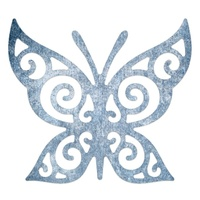 Cheery Lynn Designs Butterfly CABTRF22