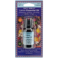 Essential Oil 15ml 100% Natural Lemon