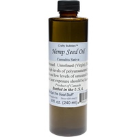 Essential Oil 240ml 100% Natural Hemp Seed Oil