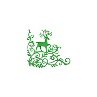 Cottage Cutz Die Filigree Deer CCE-326