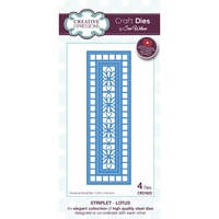 Sue Wilson Dies Striplet Collection Lotus CED1622