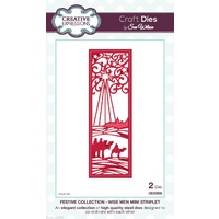 Sue Wilson Dies Festive Collection Wise Men Mini Striplet CED3038