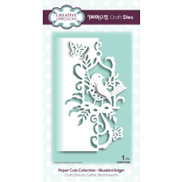 Paper Cuts Collection Die Bluebird Edger CEDPC1055
