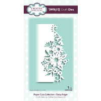 Paper Cuts Collection Daisy Edger CEDPC1059
