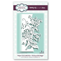Paper Cuts Collection Die Honeysuckle Edger CEDPC1074