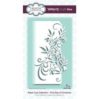 Paper Cuts Collection Die First Day of Christmas CEDPC1089