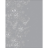 Spellbinders Cut and Emboss Folders Flower Garden CEF-002