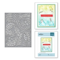 Spellbinders Cut And Emboss Folders Lahaina CEF-029