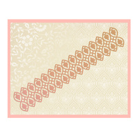 Couture Creations Dies Clementine Border CO724729