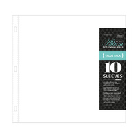 12x12 Album Refills with White Paper Inserts 10/Pkg