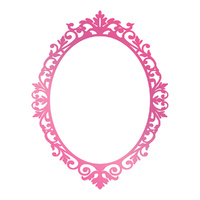 Couture Creations Hotfoil Stamp Cameo Border