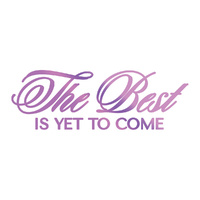 Couture Creations Hotfoil Stamp The Best Sentiment
