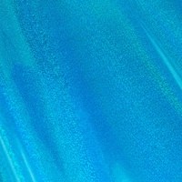 GoPress Cyan Foil (Iridescent Sparks Patterned Finish) 120mm x 5m