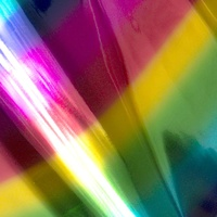 GoPress Rainbow Bands Foil (Gradient Finish) 120mm x 5m
