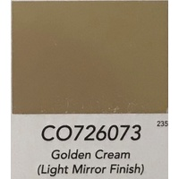 GoPress Cream Foil (Light Mirror Finish)  120mm x 5m