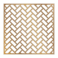 Cut and Foil Die Hotfoil Stamp Gentleman's Crafter Parquet Tiles Background