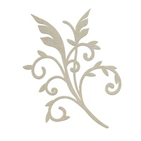 Chipboard Gentleman's Emporium Gentleman's Flourish (1pc)
