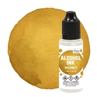 Couture Creations Alcohol Ink Butterscotch/Honey 12ml