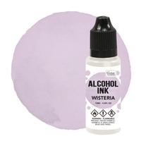 Couture Creations Alcohol Ink Pink Sherbet/Wisteria 12ml