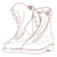 Couture Creations Mini Stamp Lest We Forget Boots