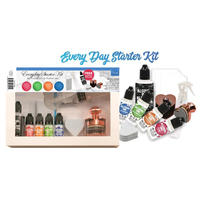 Couture Creations Alcohol Ink Starter Kit Everyday