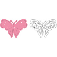 Marianne Design Collectables Tinys Butterfly 2 Dies COL1318