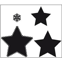 Marianne Design Craftables Dies Stars CR1226