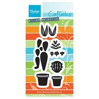 Marianne Design Craftables Dies Cactus CR1413